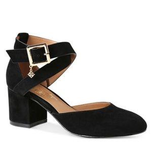 Nanette by Nanette Lepore Block Heel Mary Jeans